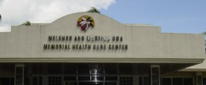 Melchor and Martina Ona Memorial Health Care Center