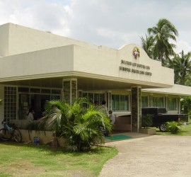 Melchor and Martina Ona Memorial Health Care Center front